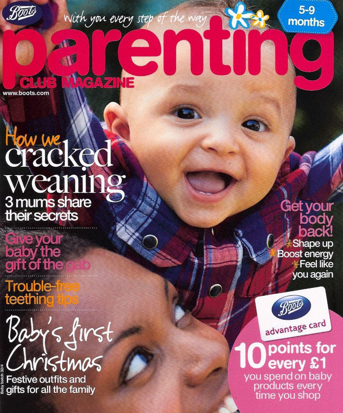 Andii and Jackson Boots Parenting cover