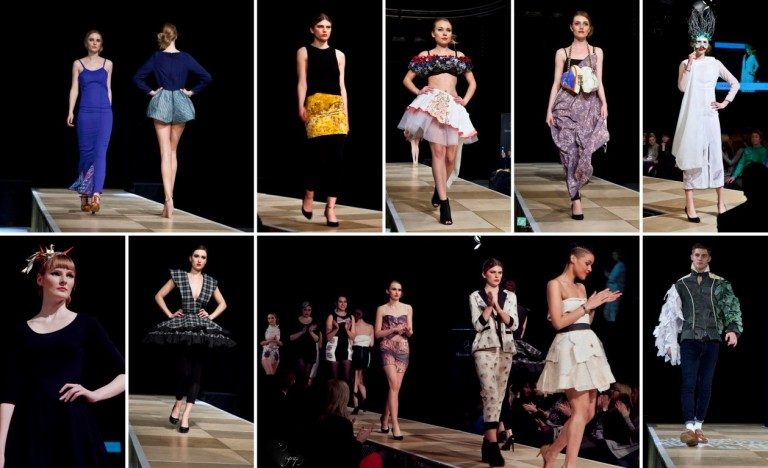 Norwich Fashion Week in association with Sandra Reynolds