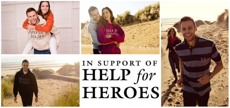 Help for heroes montage
