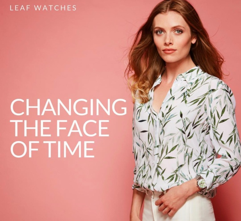 LEAF WATCHES