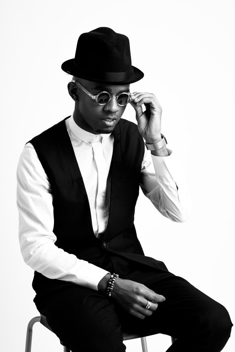 Martell Campbell from the Style Siblings